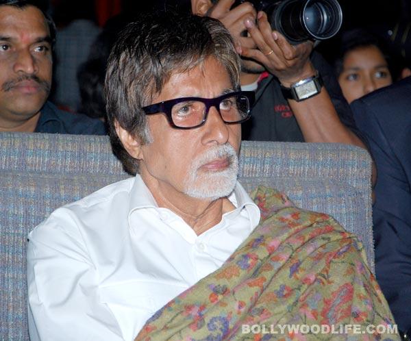 Why did Amitabh Bachchan cancel the shoot of Piku?