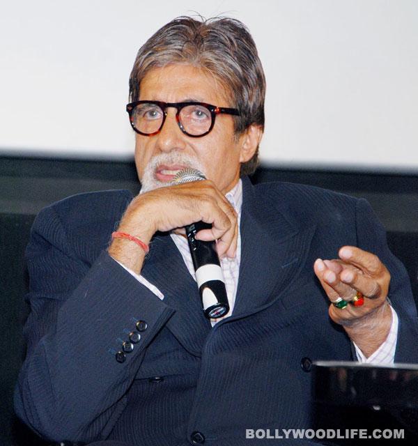 Amitabh Bachchan starts shooting for Shoojit Sircar's Piku!