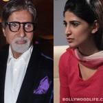 Aahana Kumra: Amitabh Bachchan made Yudh so much easier!