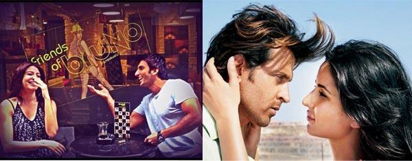 Are Ranveer Singh and Anushka Sharma doing a Hrithik Roshan and Katrina Kaif in Dil Dhadakne Do?