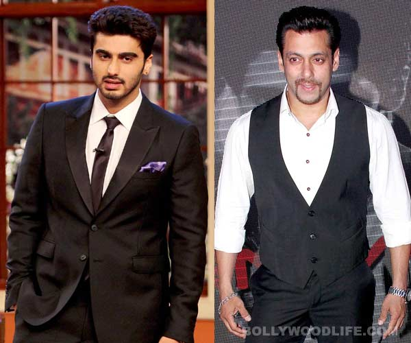 How is Arjun Kapoor planning on paying a tribute to Salman Khan?