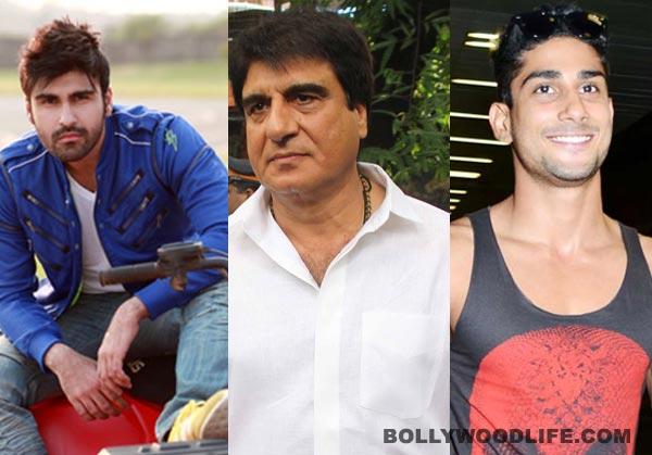 Raj Babbar to make a film for Aarya and Prateik!