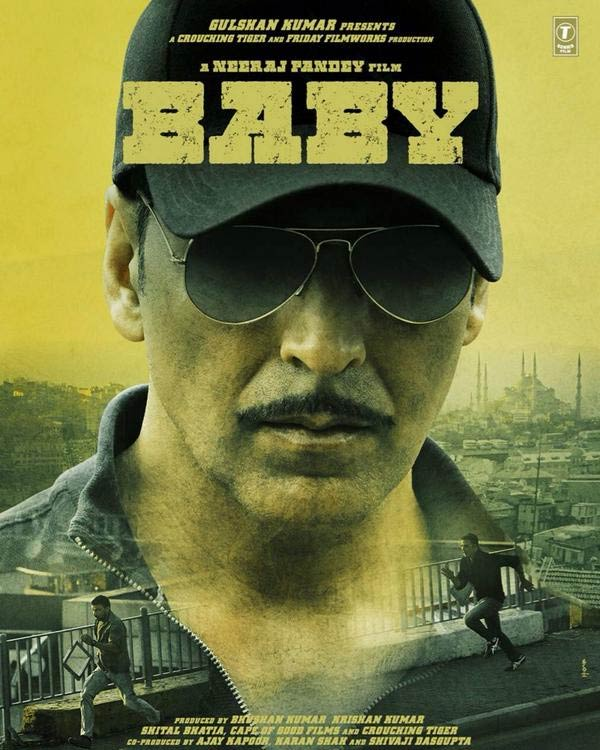 First look of Akshay Kumar and Neeraj Pandey's next film Baby released - view pic!