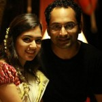 Fahadh Fazil and Nazriya Nazim pose as husband and wife for the first time – Watch video!