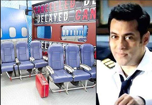 Leaked: Inside pictures of Salman Khan's Bigg Boss 8 house?
