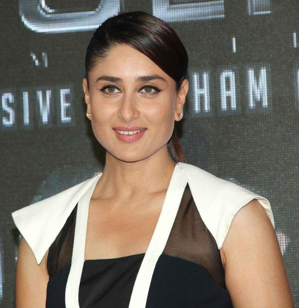 Kareena Kapoor Khan doesn't enjoy doing action sequences