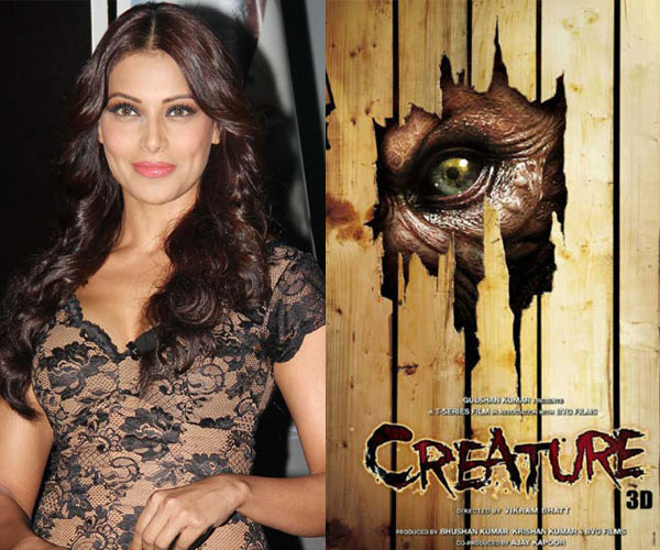 Bipasha Basu wants to entertain the audience with Creature 3D!