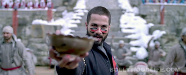Pick of the week: Shahid Kapoor's song Bismil from Haider