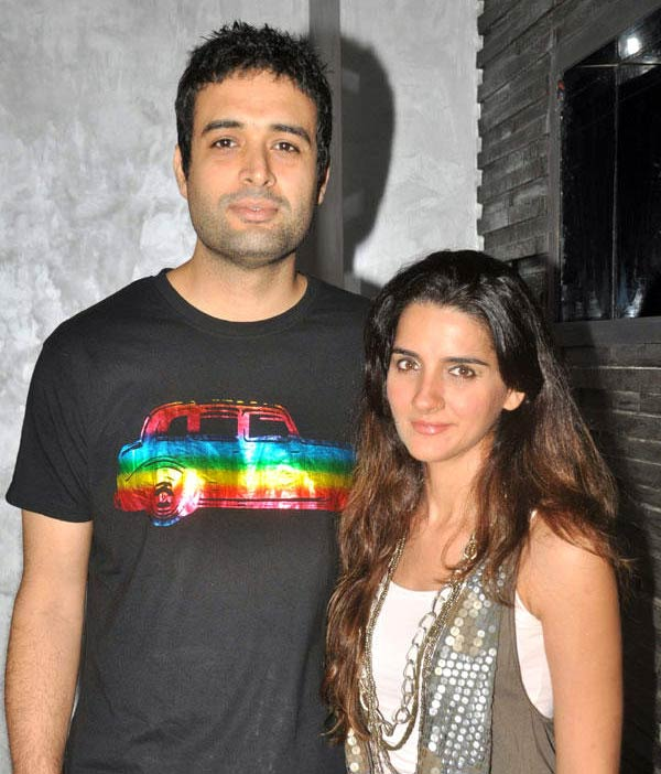 Shruti Seth and Danish Aslam blessed with a baby girl