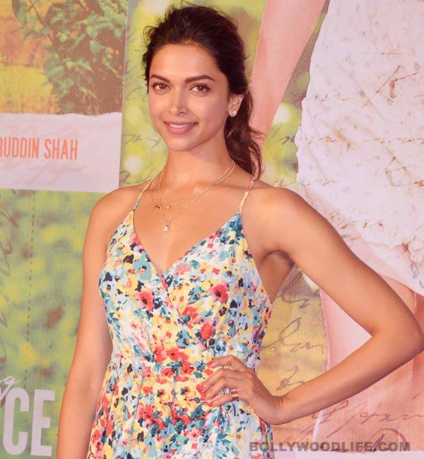 Deepika Padukone: I did not leave any film for Bajirao Mastani!
