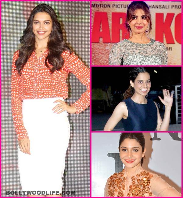 What will Deepika Padukone do which Priyanka Chopra, Anushka Sharma and Kangana Ranaut won't?