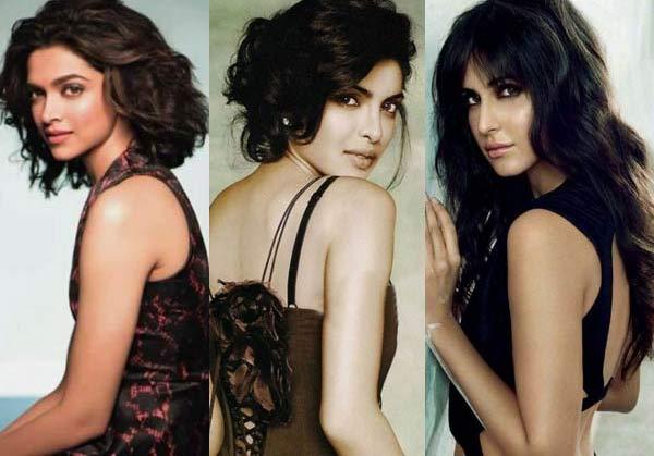 Priyanka Chopra, Katrina Kaif or Deepika Padukone: Which B-town beauty should be immortalised?
