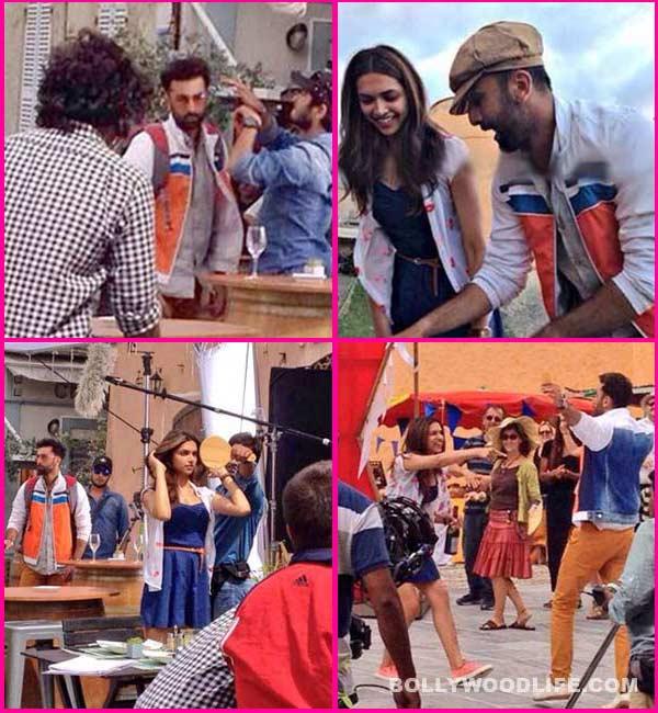 Ranbir Kapoor and Deepika Padukone's Tamasha over!