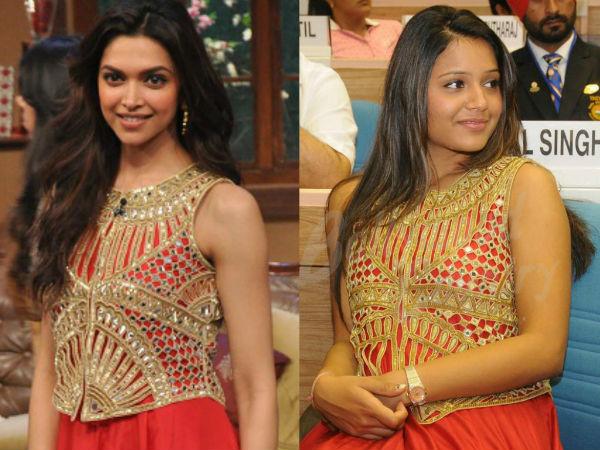 Deepika Padukone and Dipika Pallikal spotted in the same Arpita Mehta maxi-dress