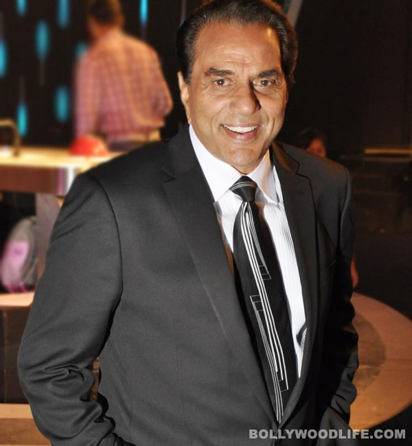 Dharmendra: I get embarrassed when people compliment me for my looks!
