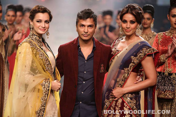 Vikram Phadnis: My friendship with Bipasha Basu and Dia Mirza goes beyond clothes!