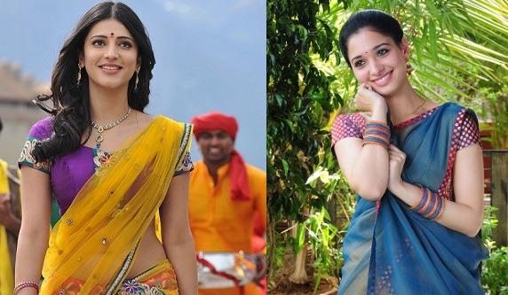 After Shruti Haasan, Tamannaah to play a village girl in Mahesh Babu's Aagadu!