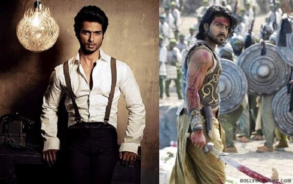 Shahid Kapoor to star in Magadheera remake?