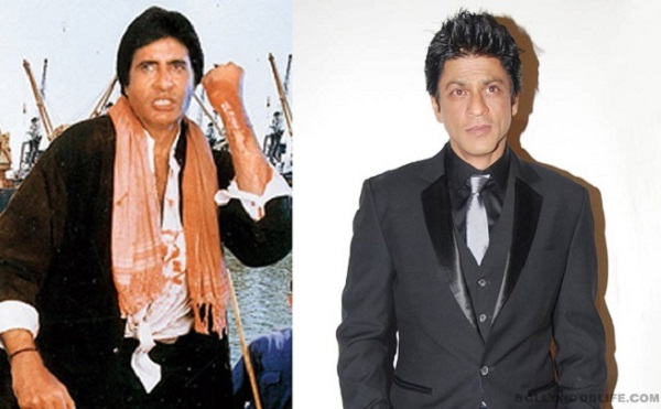 Shah Rukh Khan to step into Amitabh Bachchan's shoes in Hum remake?