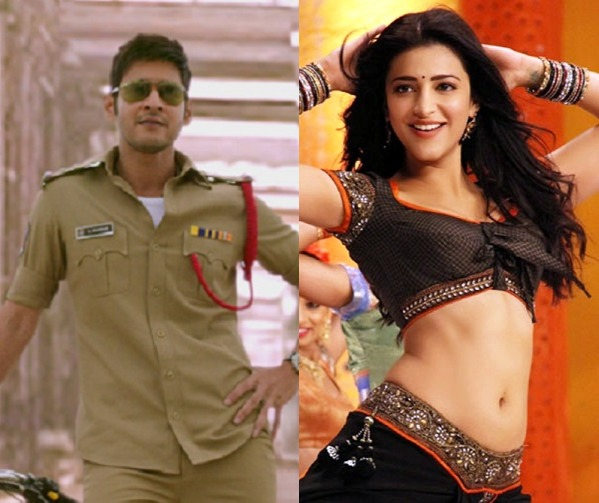 Shruti Haasan to be Mahesh Babu's next heroine!