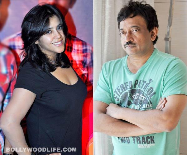 Ekta Kapoor to produce Ram Gopal Varma's next?