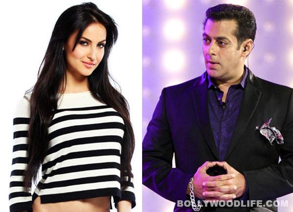 Elli Avram: I will watch Bigg Boss 8 only for Salman Khan!