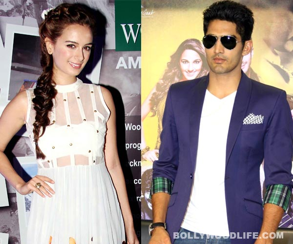Evelyn Sharma and Vijender Singh the newest couple in Bollywood?