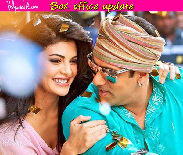 Kick box office collection: Salman Khan's action flick earns Rs 164.09 crore in one week!