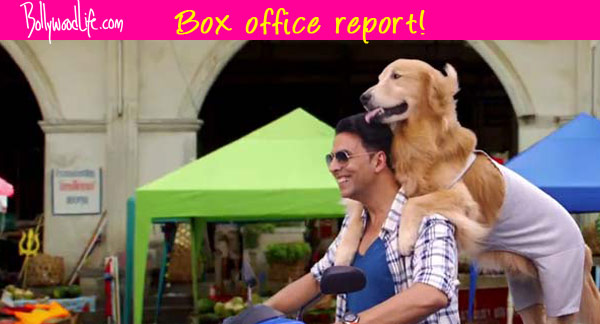 Entertainment box office collection: Akshay Kumar's comic caper rakes in Rs 11.57 crore on day 1