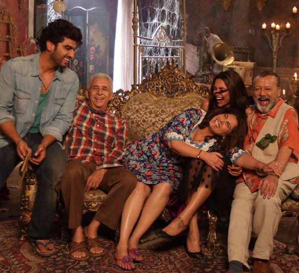First song from Deepika Padukone-Arjun Kapoor starrer Finding Fanny to be out today!