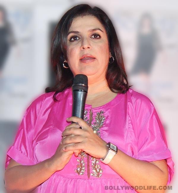 Jewellery designer Farah Khan Ali exasperated over tweets related to Farah khan's Happy New Year!
