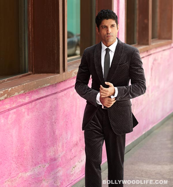 Why did Farhan Akhtar report to the sets of Dil Dhadakne Do two hours before the others?