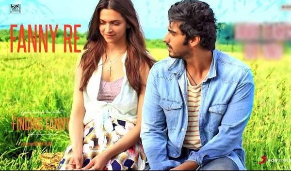 Finding Fanny song Fanny Re: 5 things we love about Deepika Padukone and Arjun Kapoor's quirky number!