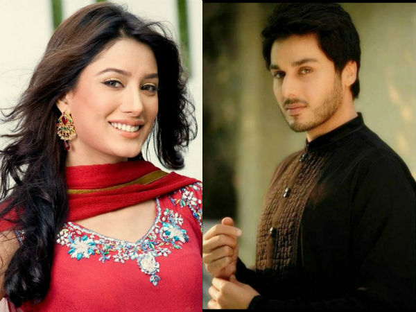Watch out for Mehwish Hayat and Ahsan Khan's romance on Zindagi!