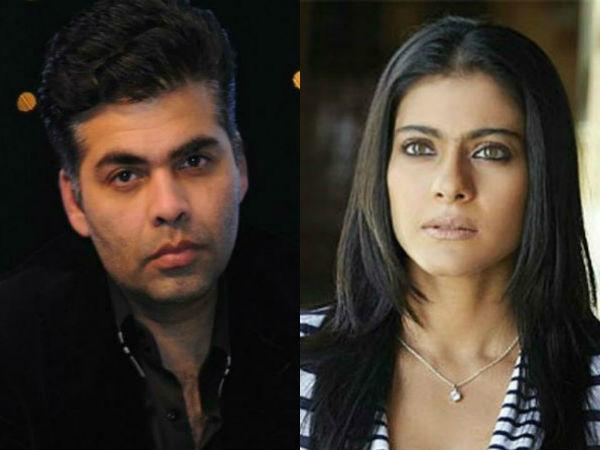 Kajol and Karan Johar friends no more?