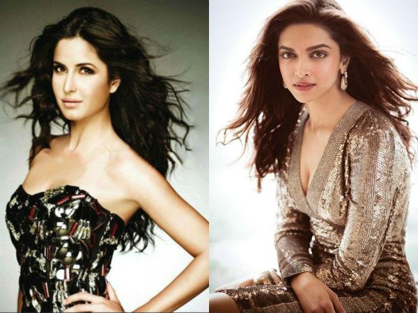 What do Katrina Kaif and Deepika Padukone have in common?
