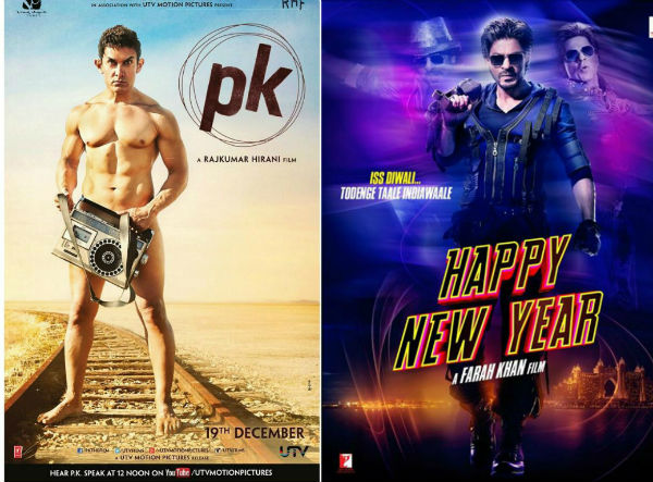 Aamir Khan postpones PK poster release, doesn't want to clash with Shah Rukh Khan's Happy New Year!