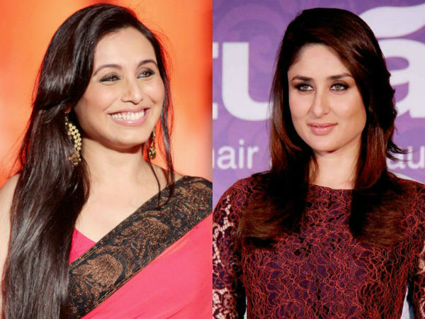 Kareena Kapoor Khan: To me, Rani Mukerji is one of the finest actors in Bollywood