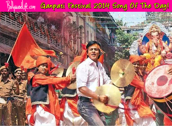 Ganesh Festival 2014 song of the day: Moraya re from Shah Rukh Khan's Don!