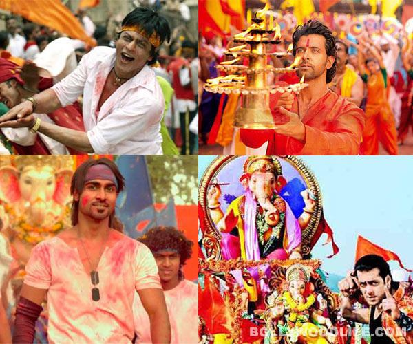 Ganesh Chaturthi 2014: 6 Bollywood songs dedicated to Lord Ganesha!