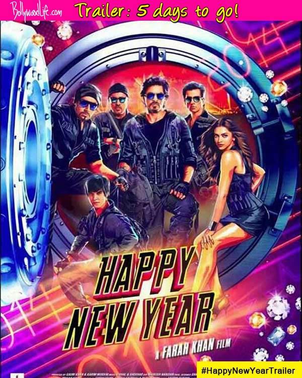 Happy New Year Trailer: 5 robbery films of Abhishek Bachchan!
