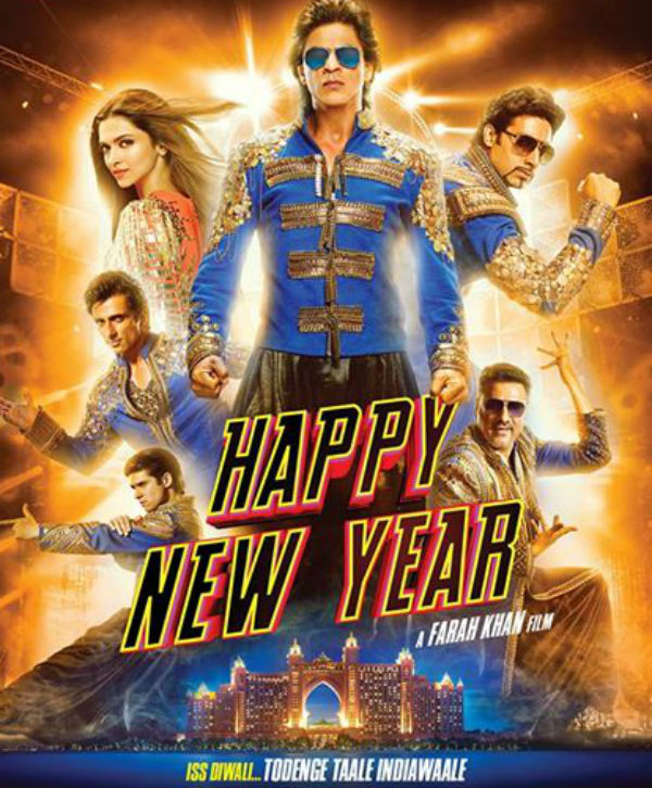 What's so special about Shah Rukh Khan's Happy New Year trailer?