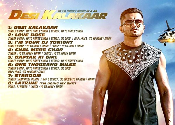 Yo Yo Honey Singh to cause another controversy with Latrine song?