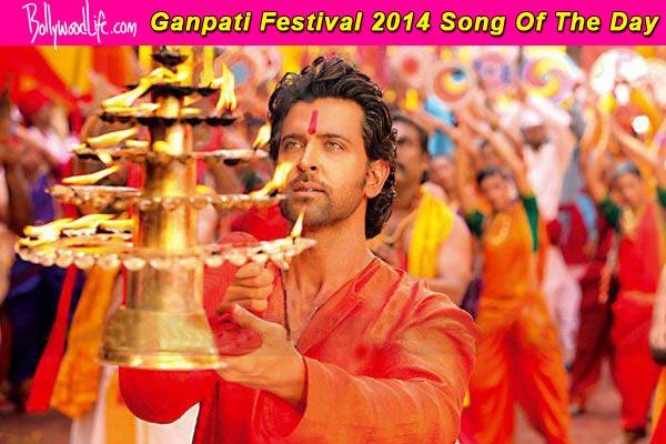 Ganesh Festival 2014 song of the day: Deva Shree Ganesha from Hrithik Roshan's Agneepath!