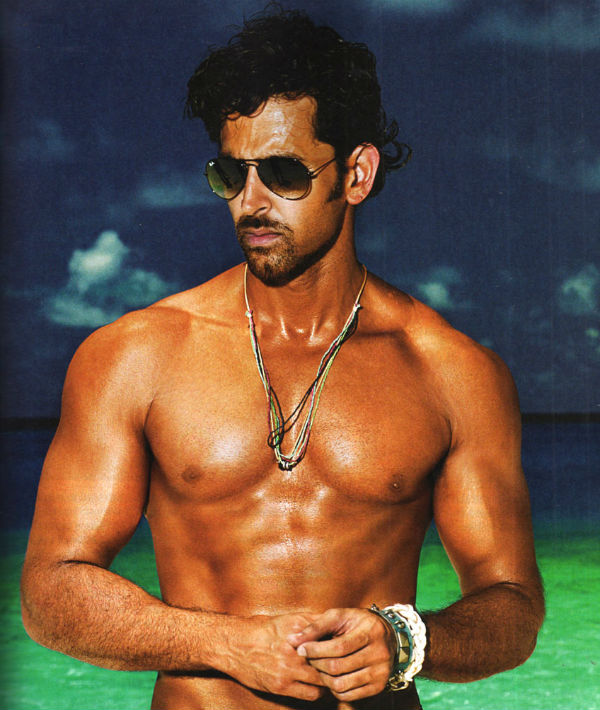 After Aamir Khan, Hrithik Roshan to go nude for a poster?