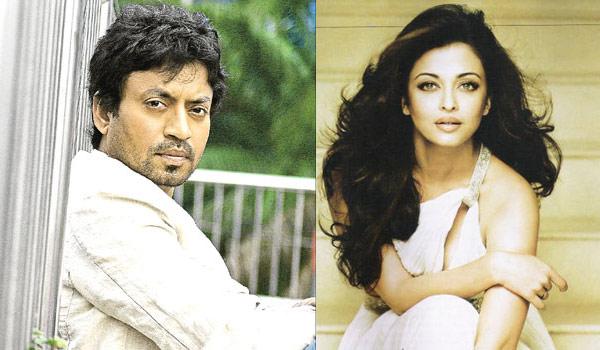 It's Irrfan Khan, not John Abraham who will star opposite Aishwarya Rai Bachchan in Jazbaa!