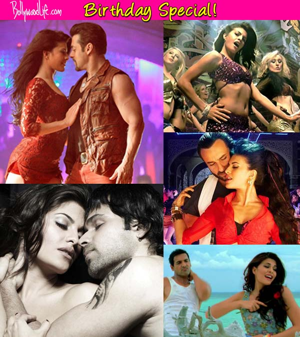 Birthday Special: Top 5 sizzling hot songs of Jacqueline Fernandez-Watch videos!