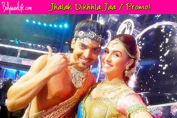 Jhalak Dikhhla Jaa 7 promo: Gurmeet Choudhary and Lauren Gottileb's Janmashtami act