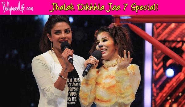 Jhalak Dikhhla Jaa 7: Priyanka Chopra and Sophie Choudry croon together!