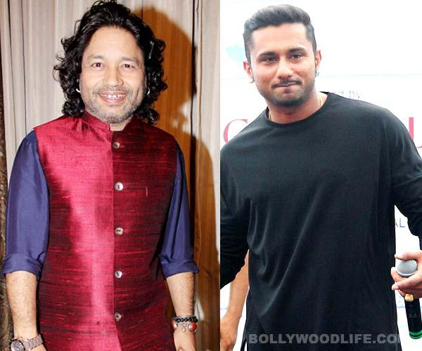 Kailash Kher calls Yo Yo Honey Singh's popularity a phase!